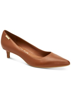 Calvin Klein Women's Gabrianna Nappa Pumps Women's Shoes