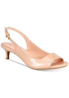 Calvin Klein Women's Garena Slingback Sandals Women's Shoes