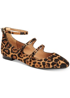 Calvin Klein Women's Gavinia Strappy Flats Women's Shoes
