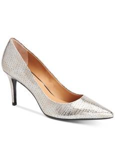 Calvin Klein Women's Gayle Pointed-Toe Pumps Women's Shoes