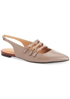Calvin Klein Women's Genevieve Slingback Flats Women's Shoes