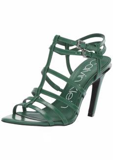 Calvin Klein Women's Gili Sandal   M US