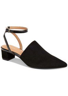 Calvin Klein Women's Ginetta Strappy Mules Women's Shoes