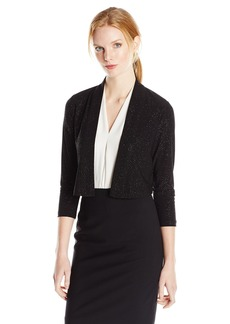 Calvin Klein Women's Glittery Shrug
