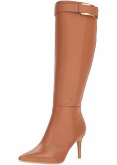 Calvin Klein Women's GLYDIA Knee High Boot   M US