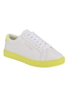 Calvin Klein Women's Gules Lace-Up Sneakers Women's Shoes