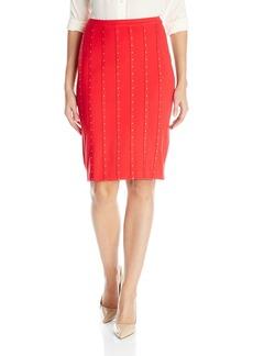 Calvin Klein Women's Heatfix Pencil Skirt