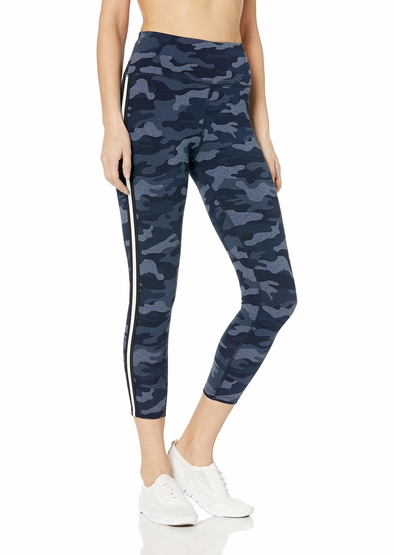 Calvin Klein Women's Heather Camo Print High Waist Legging