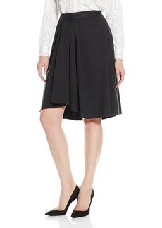 Calvin Klein Women's High/Low Skirt