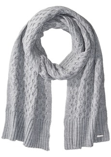 Calvin Klein Women's Honeycomb Scarf Accessory