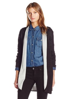 Calvin Klein Women's Hooded Cardigan  M