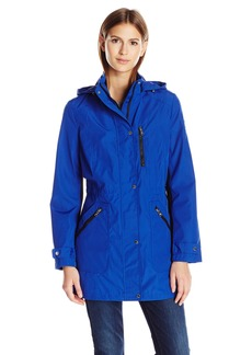 Calvin Klein Women's Hooded Outerwear Jacket  M