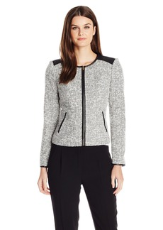 Calvin Klein Women's Jacket Career