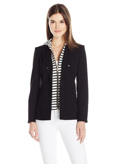 Calvin Klein Women's Jacket with Zip-Out Hoody