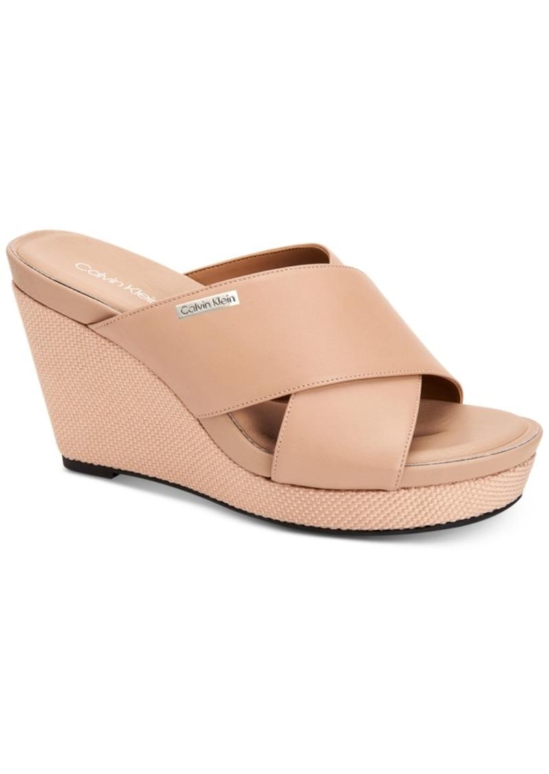 e24c02c9e958 Calvin Klein Womens Shoes At Macys