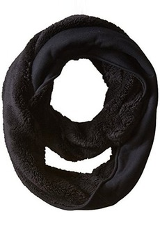 Calvin Klein Women's Jersey Infinity Scarf with Sherpa Lining