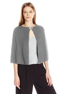 Calvin Klein Women's Jersey Knit Capelet