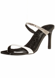 Calvin Klein Women's kcHALENA Heeled Sandal