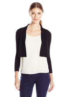 Calvin Klein Women's Knit Shrug Sweater