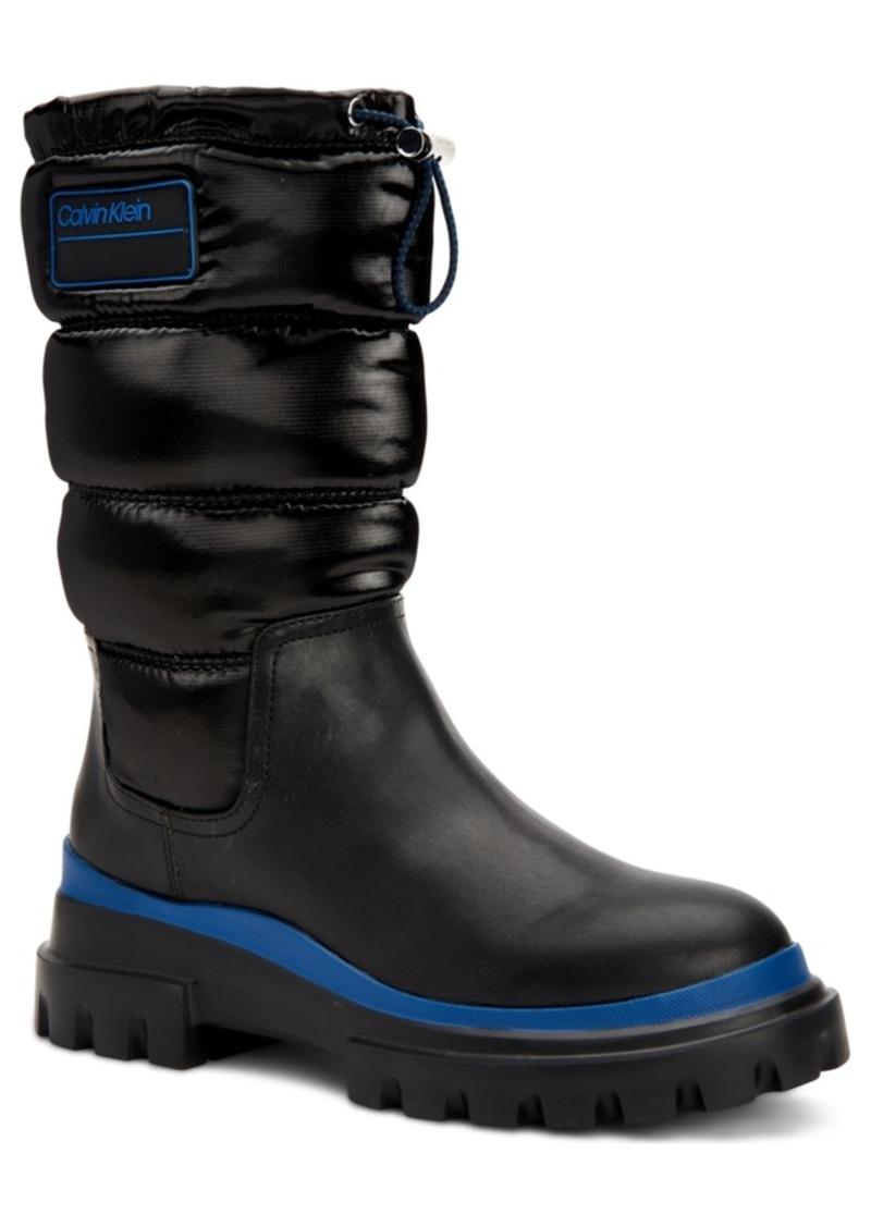 Calvin Klein Women's Laeton Boots Women's Shoes