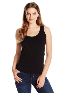 Calvin Klein Women's Liquid Jersey Scoop-Neck Tank