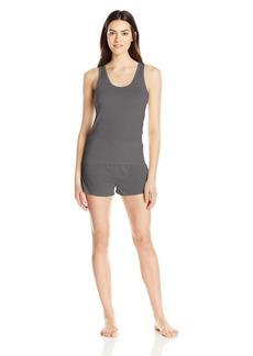 Calvin Klein Women's Liquid Luxe Tank and Short Pajama Set