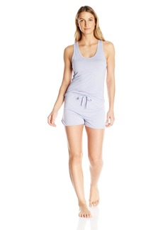 Calvin Klein Women's Liquid Luxe Tank and Short Set