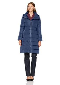 Calvin Klein Women's Long Down Puffer Coat  XS