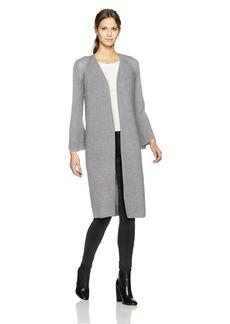 Calvin Klein Women's Long Flare Sleeve Cardigan  L
