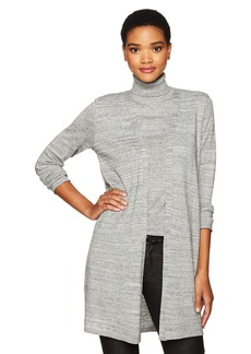 Calvin Klein Women's Long Sleeve Duster Sweater  L