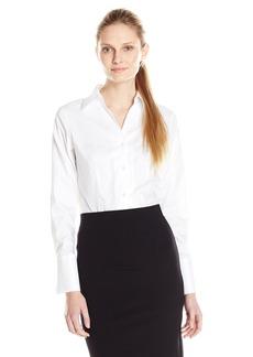 Calvin Klein Women's Long-Sleeve Wrinkle Free