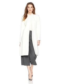 Calvin Klein Women's Long Tweed Duster Jacket