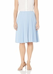 Calvin Klein Women's Lux Pleated Skirt