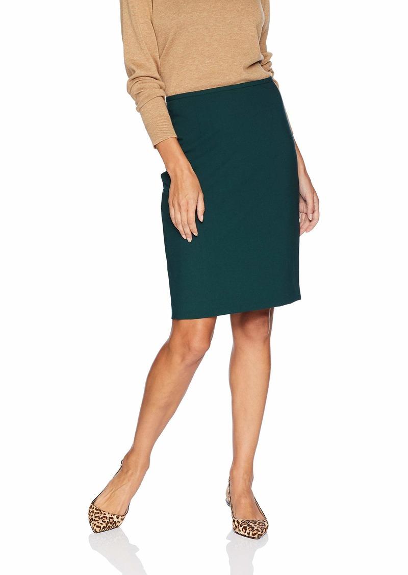 Calvin Klein Women's Lux Straight Skirt