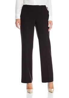 Calvin Klein Women's Madison Pant with Shortened Inseam