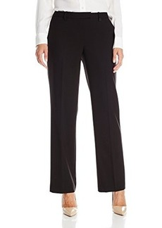 Calvin Klein Women's Madison Pant with Shortened Inseam