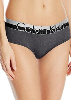 Calvin Klein Women's Magnetic Force Heathered Hipster Panty