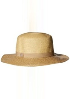 Calvin Klein Women's Marled Boater Hat with Shine