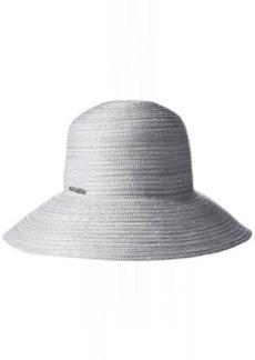 Calvin Klein Women's Marled Lurex Sun Hat