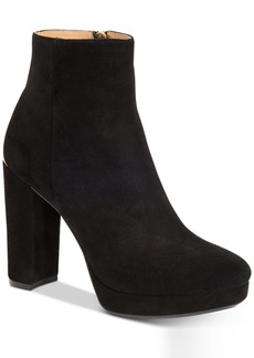Calvin Klein Women's Martha Platform Booties Women's Shoes