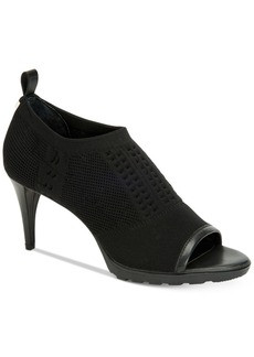 Calvin Klein Women's Massey Peep-Toe Shooties Women's Shoes