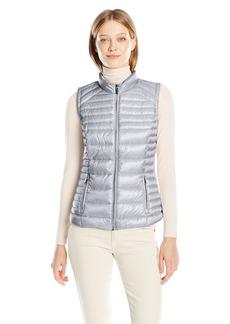 Calvin Klein Women's Metallic Puffer Vest