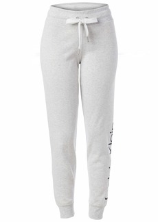 Calvin Klein Women's Misses Convergence Print Crop Legging OHR - Optic HTHR