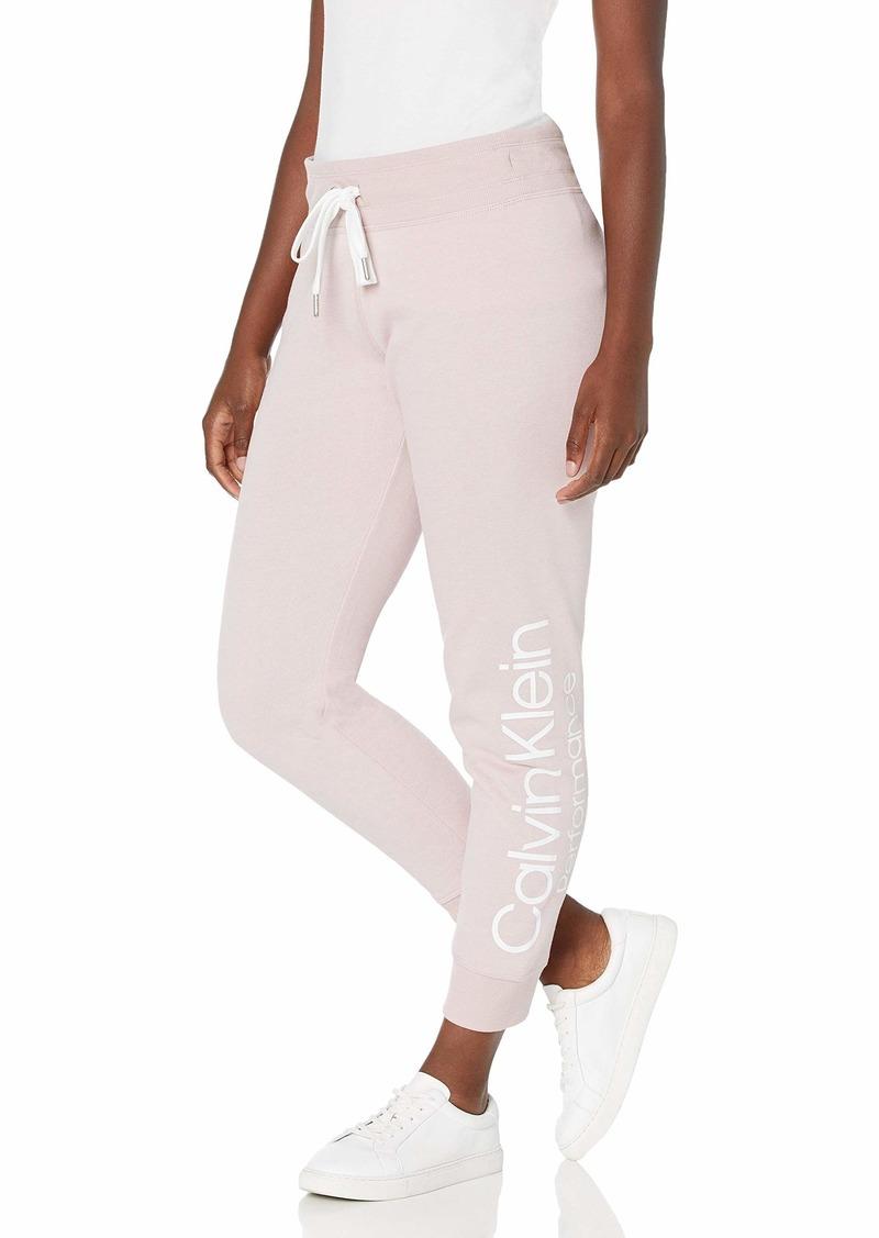 Calvin Klein Women's Misses Convergence Print Crop Legging ZRT - SECRET1