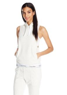 Calvin Klein Women's Modern Cotton Full Zip Hoodie  M