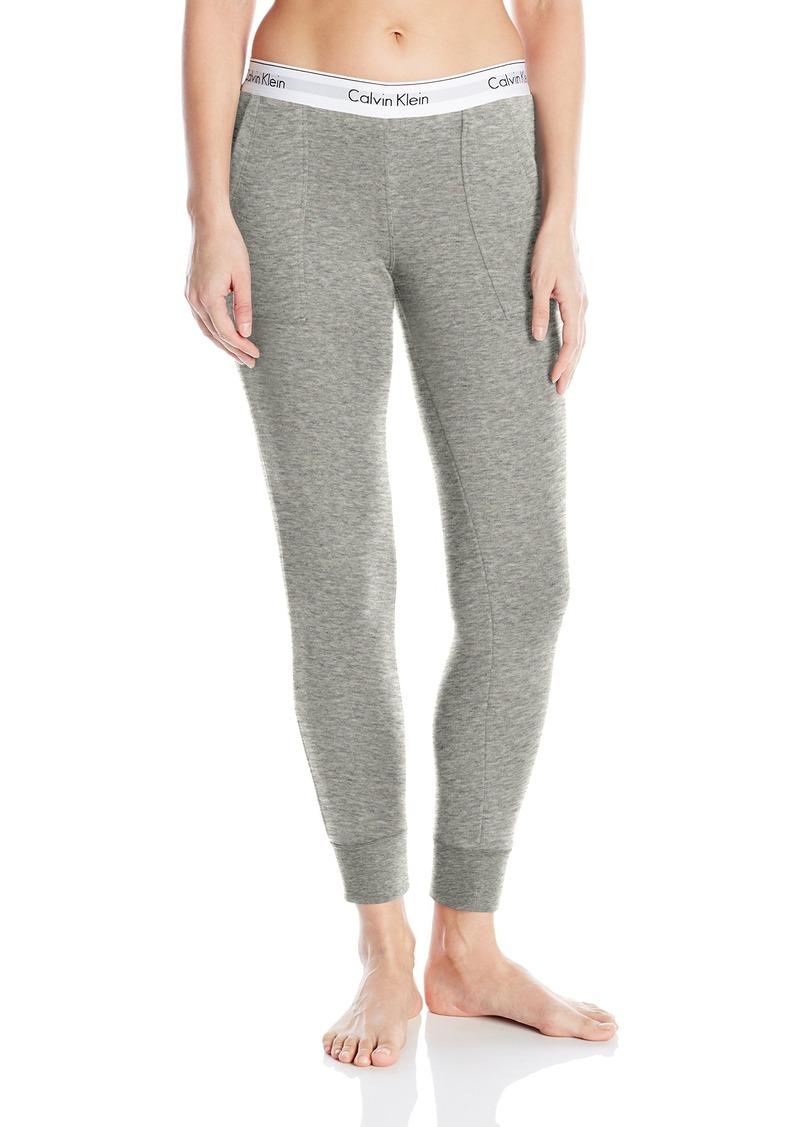 Calvin Klein Women's Modern Cotton Jogger Pant  XL