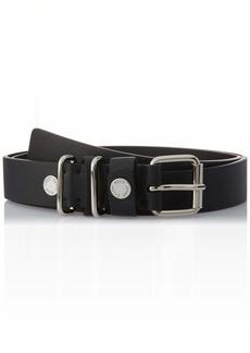 Calvin Klein Women's Multi Loop Belt black S