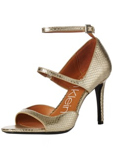 Calvin Klein Women's Nadeen Heeled Sandal