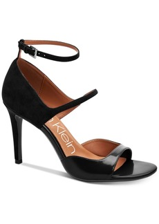 Calvin Klein Women's Nadeen Strappy Sandals Women's Shoes