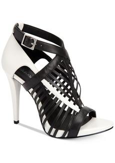Calvin Klein Women's Naida Caged Sandals Women's Shoes